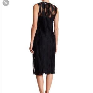 DKNY - Mesh Sleeveless Dress